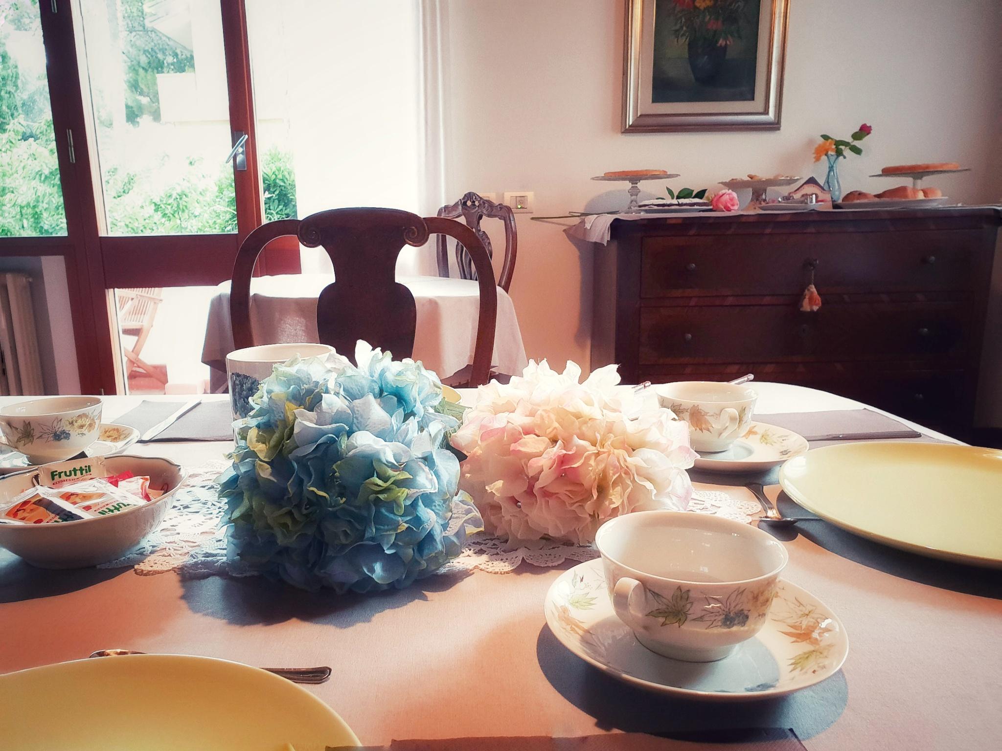 Bed and Breakfast Riccione | Servizi Offerti