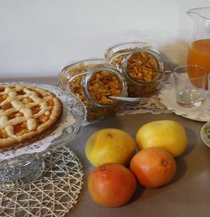 Bed and Breakfast Riccione Servizi Offerti Colazione