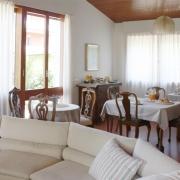 Bed_and_Breakfast_Riccione Soggiorno divano