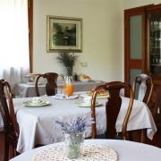Bed_and_Breakfast_Riccione Soggiorno Tavolo Colazione